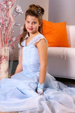 Koszorúslány, elsőáldozó ruha 5