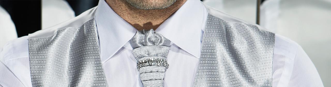 Ing, nyakkendő, férfi kalap